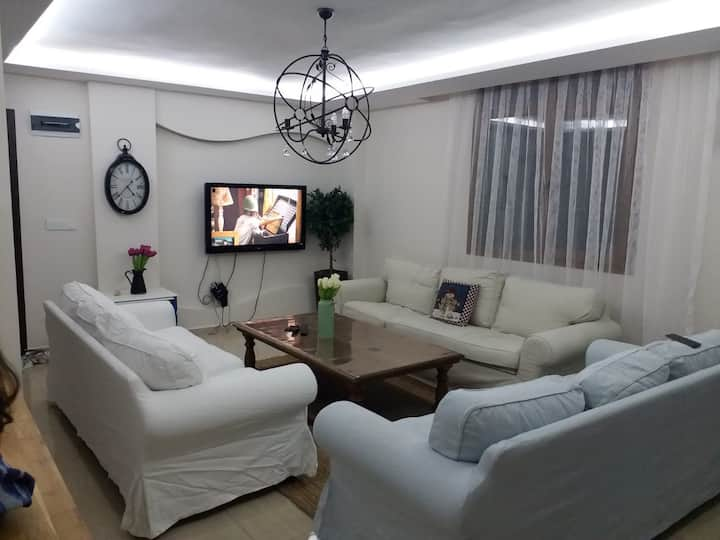 İzmir Dikili de  tripleks villa 2