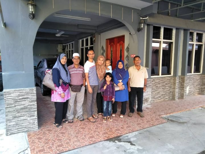 Alif Homestay - Kota Bharu