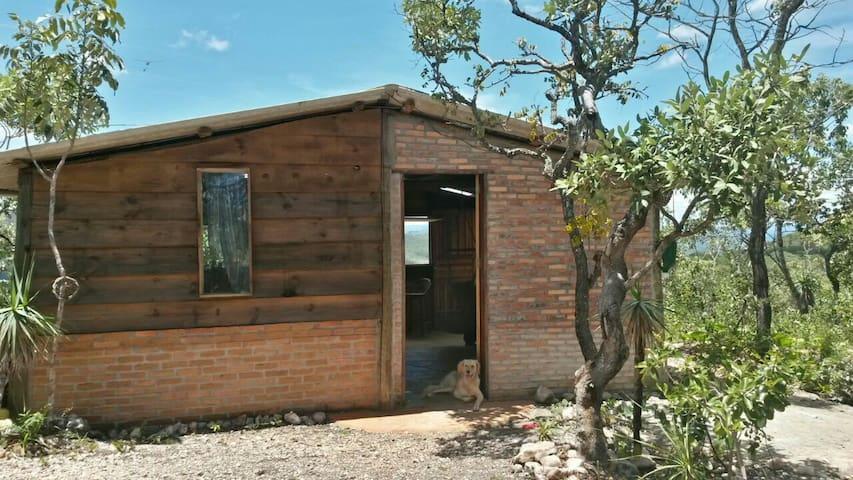 Cabana na Chapada dos Veadeiros - São Jorge - Hus