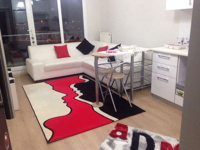 Cozy Safe Site One Bedroom One Livi - Pendik - Appartamento