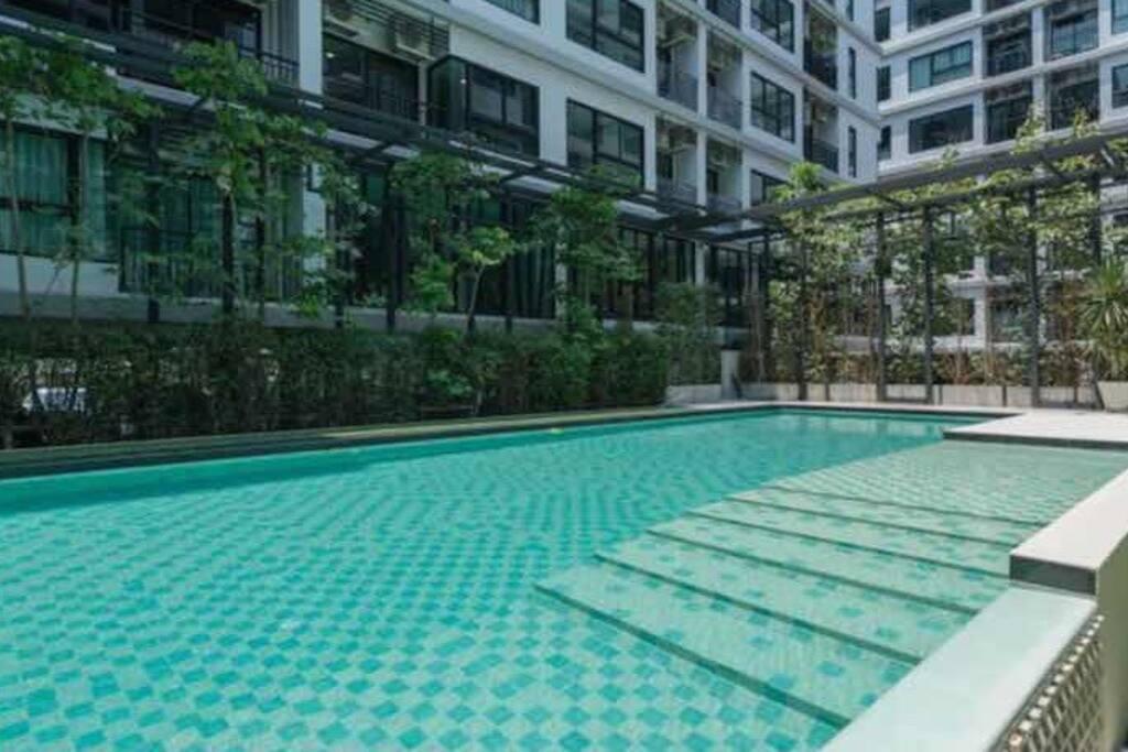 Swimming pool泳池区域