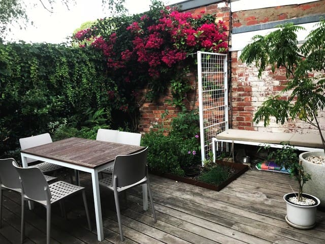 Sun drenched oasis in the heart of Windsor