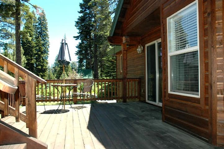 Ideal Truckee/No.Tahoe location.  - Truckee - Zomerhuis/Cottage