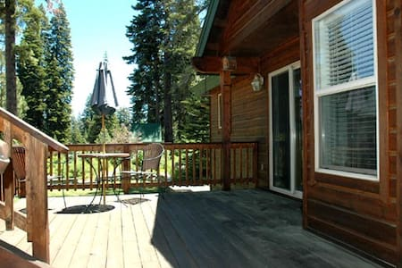 Ideal Truckee/No.Tahoe location.  - Truckee