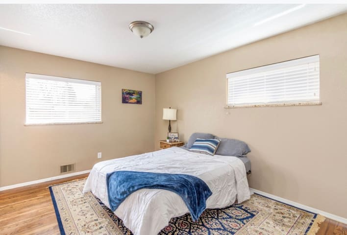 Sunny Master Suite in Charming Home!