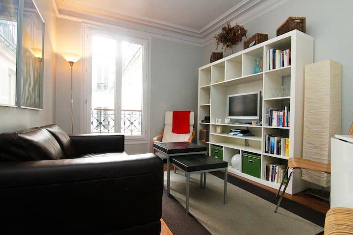 YOUR HOME IN PARIS   - Paryż