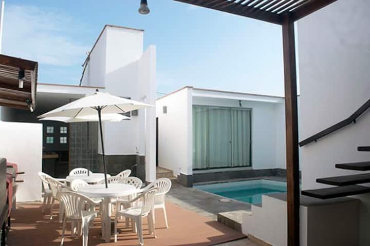 Alquilo Casa Playa con piscina Año Nuevo y Verano