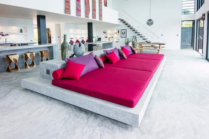 Interlude Villa - Stunning Seaview