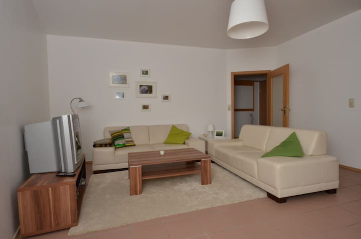 neuwertige Ferienwohnung auf Weingut in Grolsheim - Grolsheim - Wohnung
