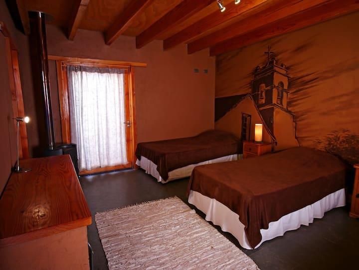 Habitación para 2 personas - San Pedro de Atacama