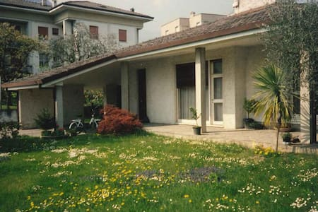 Peaceful villa with garden - Riva del Garda
