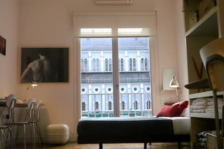 By Owner: Large Studio in Retiro - Buenos Aires