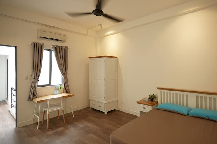Cosy retreat in artisan cafe with FREE breakfast! - Ho Chi Minh - Bed & Breakfast