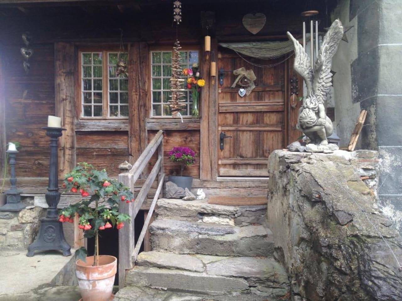 Eingang...