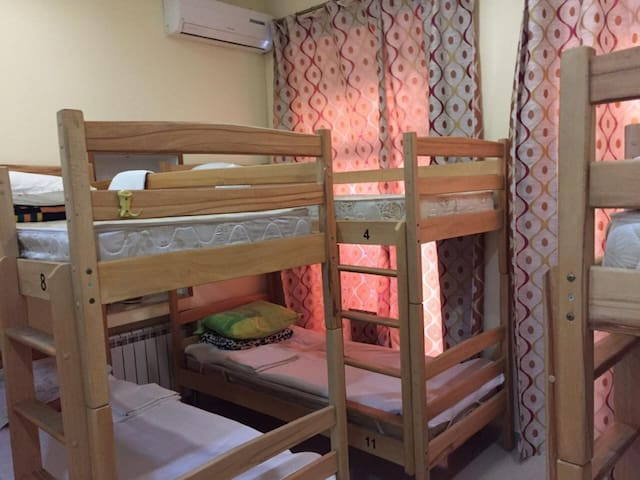 Yerevan Hostel- Shared Room - Ereván - Bed & Breakfast