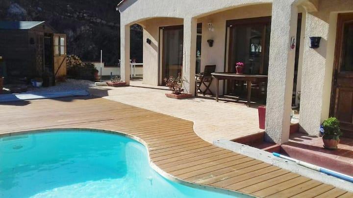 Superbe villa sur les hauteurs de Collioure