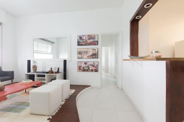 Leblon Beautiful/Clean - Rio de Janeiro - Apartment