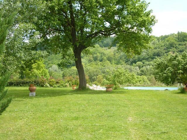charming villa with swimming pool - Torri In Sabina - Villa