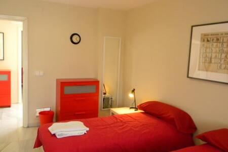 Dormitorio en piso compartido Garri