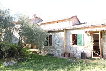 House in the heart of green hills - Narni - Ev