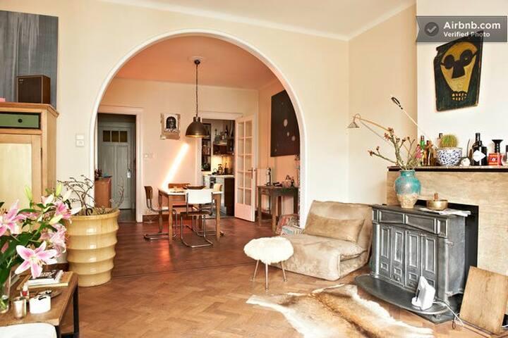 Entire Artist Apartment Antwerp! - Antverpy - Byt