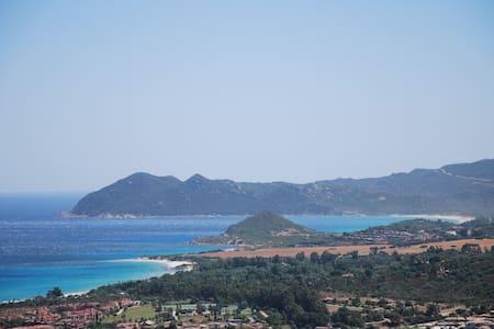 Beautiful Villa: splendid seaview with WIFI. - Muravera