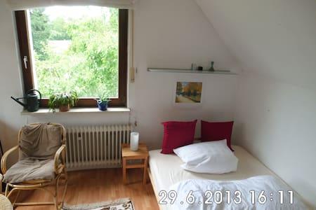 Gemütliches Zimmer - ruhig und stadtnah - Bielefeld