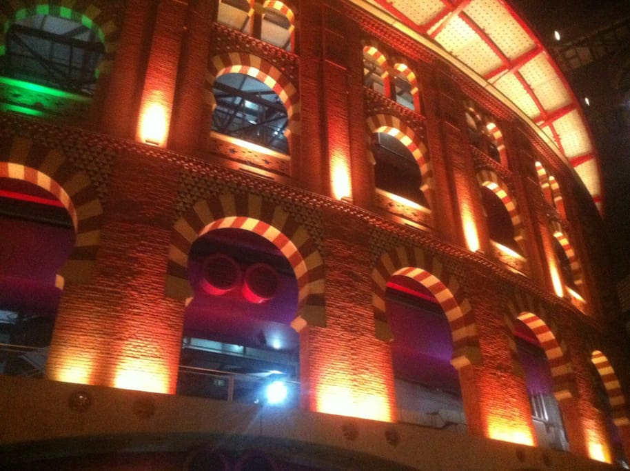 Shopping Arenas de Barcelona