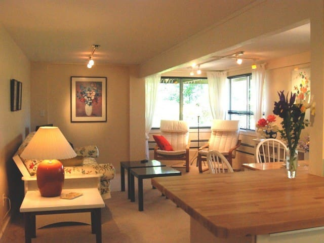 Island Haven, Private and Quiet - Langley - Apartemen