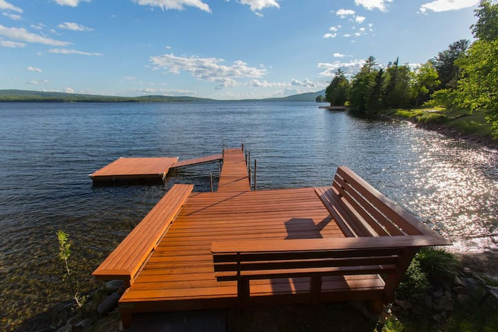 Rangeley Lakeside Lodge - Rangeley - Huis