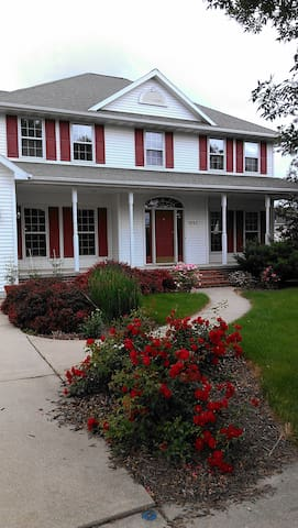 Beautiful Green Bay Home 1 to 3 BRs - De Pere - Casa