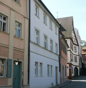 Cosy apartment historical center - 班贝格(Bamberg) - 独立屋
