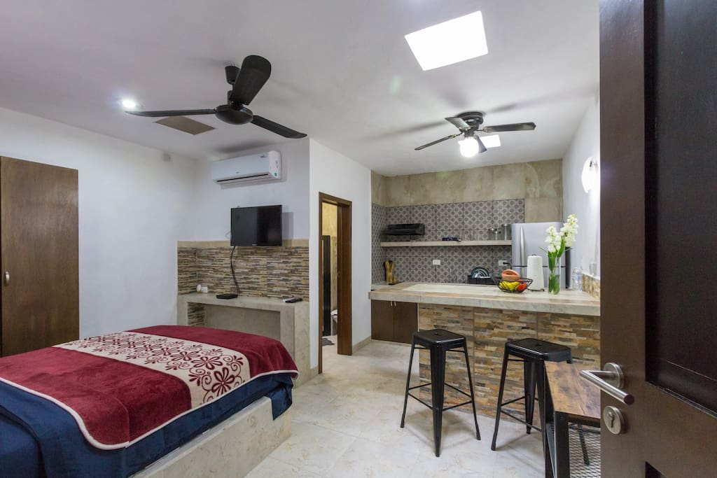 Serviced apartment no. 2