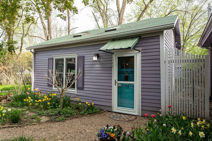Westwood cottage in garden setting