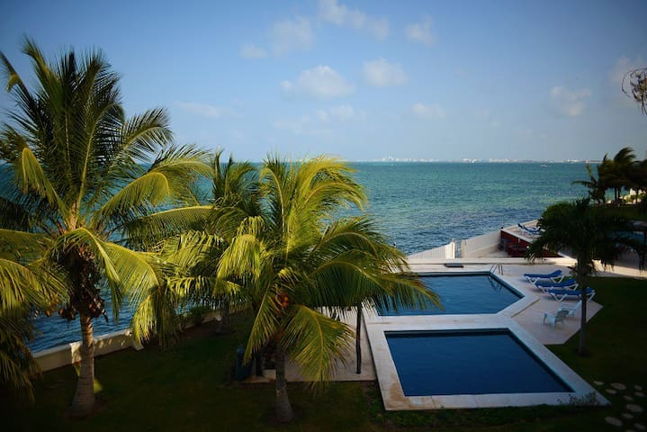 Oceanfront full house - La Casa 5