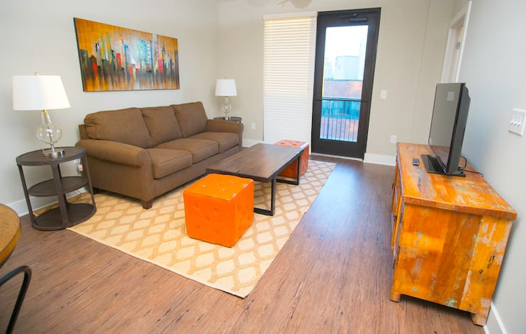 PEACEFUL NEIGHBORHOOD FOR VACATION STAY 2EE1EBD - Nashville - Wohnung