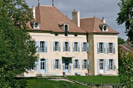 Père de Foucauld's room in Burgundy - Barbirey-sur-Ouche - 城堡
