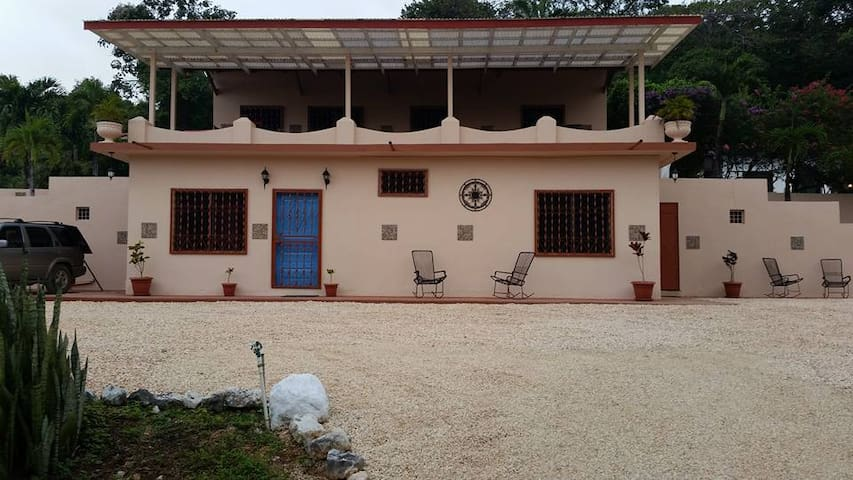 Casa de K-Rae - Red Room - Nosara - Bed & Breakfast