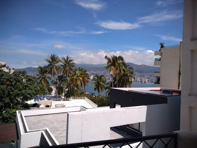 Exclusivo departamento con hermosa vista al mar