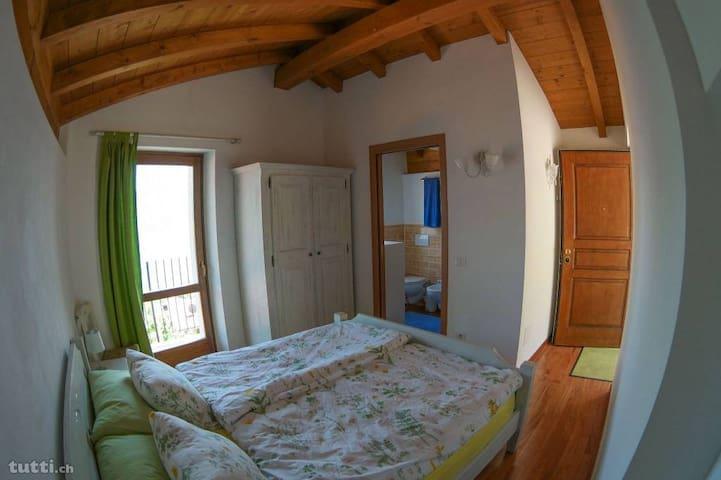Splendida casa Soriano - Santa Maria Rezzonico - Dům