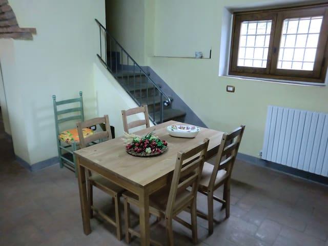 Tuscany house, farm, near Florence - Carmignano - Casa