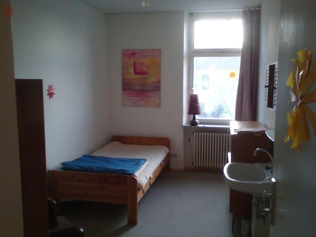 Gemeindehaus Christengemeinschaft - คอนสแตนซ์ - ที่พักพร้อมอาหารเช้า