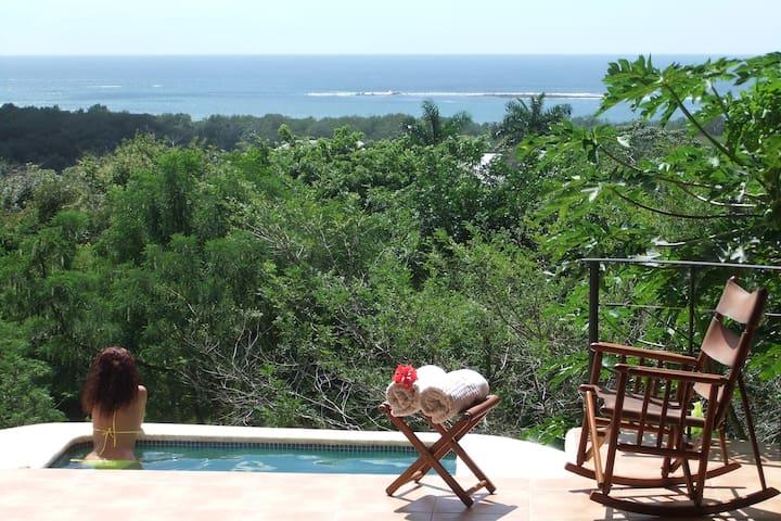 Luxury Villa - panoramic Oceanview