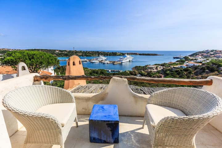 Charming apartment in Porto Cervo