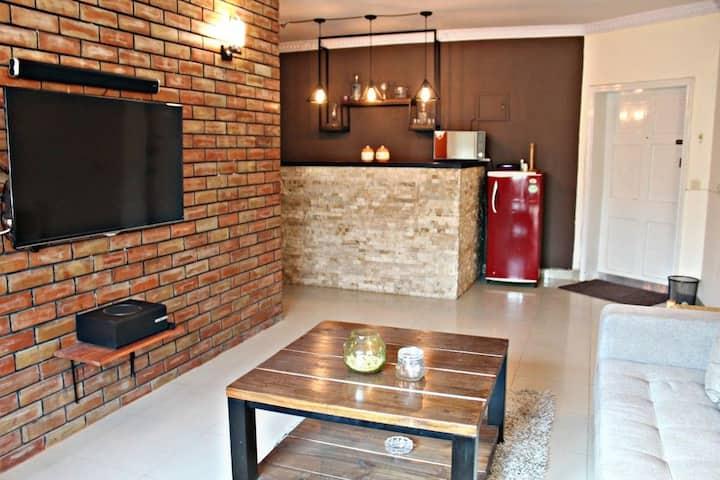 Nice & cozy Studio apartment with al the comfort🤗
