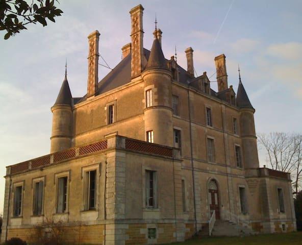 Chateau De Puybelliard - Chantonnay - Slott