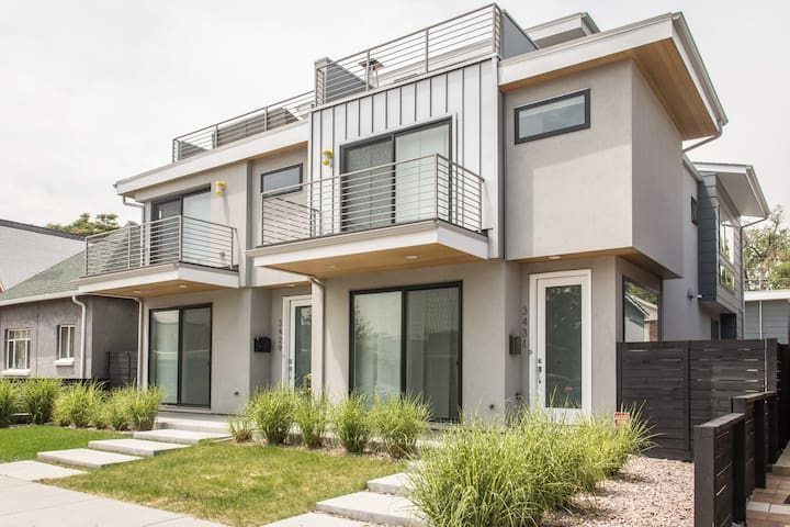 LoHi Luxury Townhouse