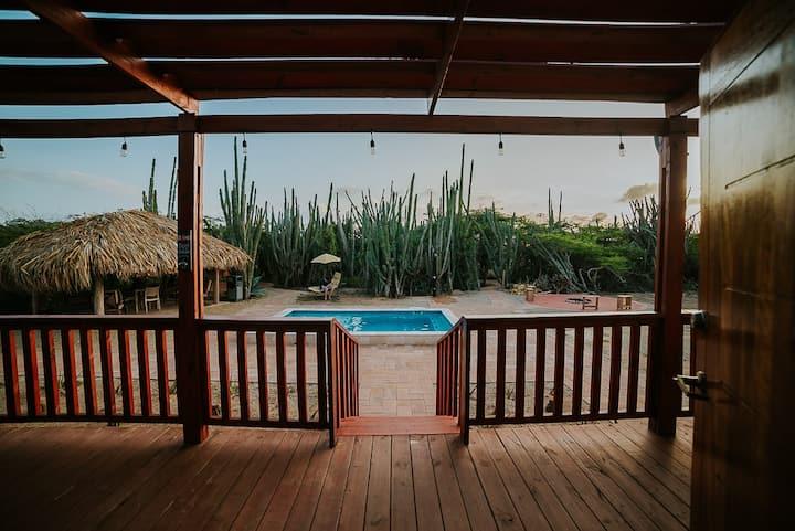 Nature & Outdoor Retreat - 'Kinikini' Cabin