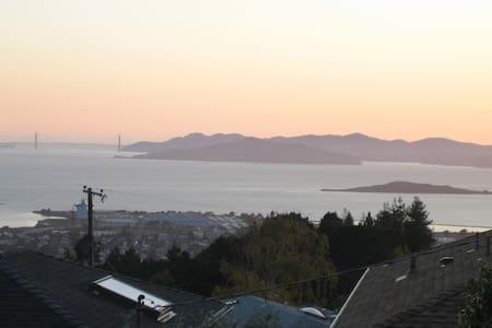 Berkeley Hills Bay View Apartment - Wohnung