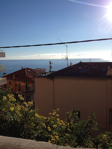 Casa con terrazza a 700mt Monaco. - Beausoleil - House